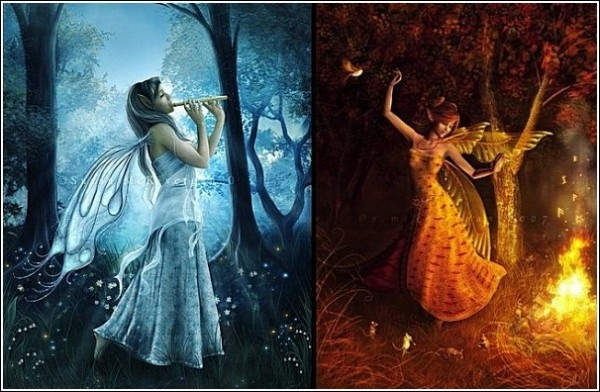 Что мы знаем о добрых феях: цифровая живопись Сьюзен Джастис